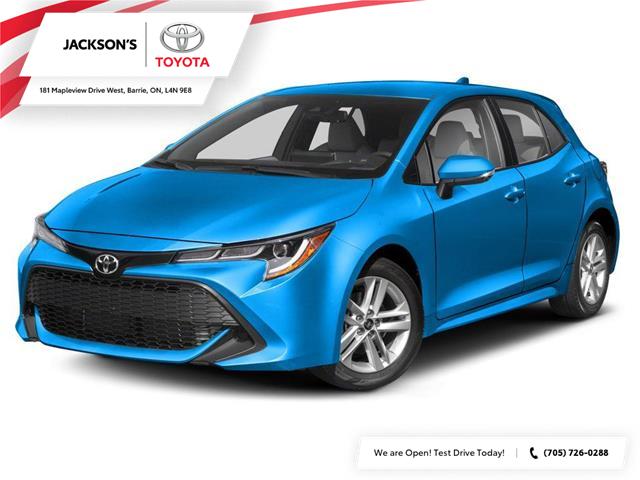 2020 Toyota Corolla Hatchback Base (Stk: 7488) in Barrie - Image 1 of 9