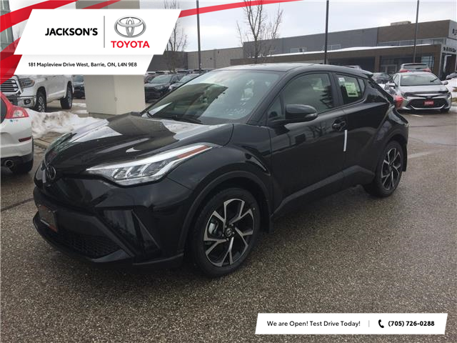 2020 Toyota C-HR Limited (Stk: 2100) in Barrie - Image 1 of 14