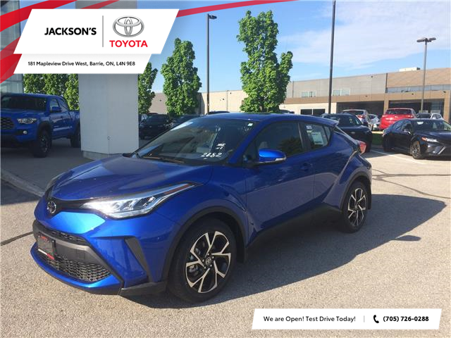 2020 Toyota C-HR XLE Premium (Stk: 02748A) in Barrie - Image 1 of 14