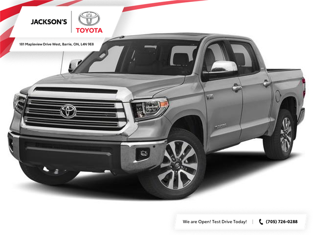 2020 Toyota Tundra Base (Stk: 7496) in Barrie - Image 1 of 9
