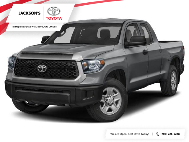 2020 Toyota Tundra Base (Stk: 5995) in Barrie - Image 1 of 9