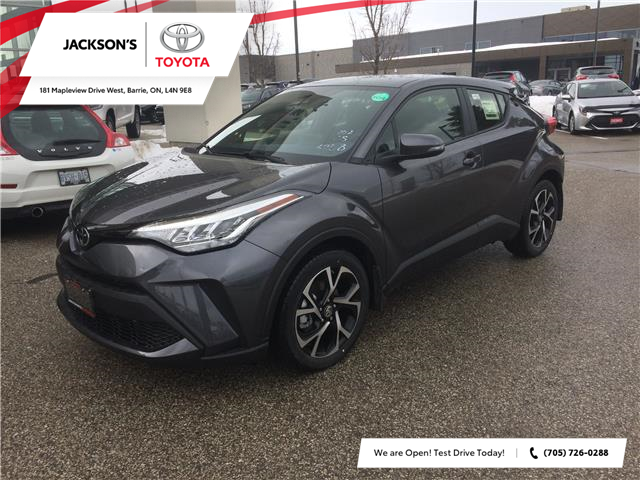 2020 Toyota C-HR XLE Premium (Stk: 7177) in Barrie - Image 1 of 14