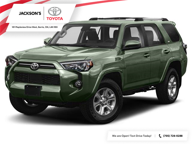 2020 Toyota 4Runner Base (Stk: 1290) in Barrie - Image 1 of 9