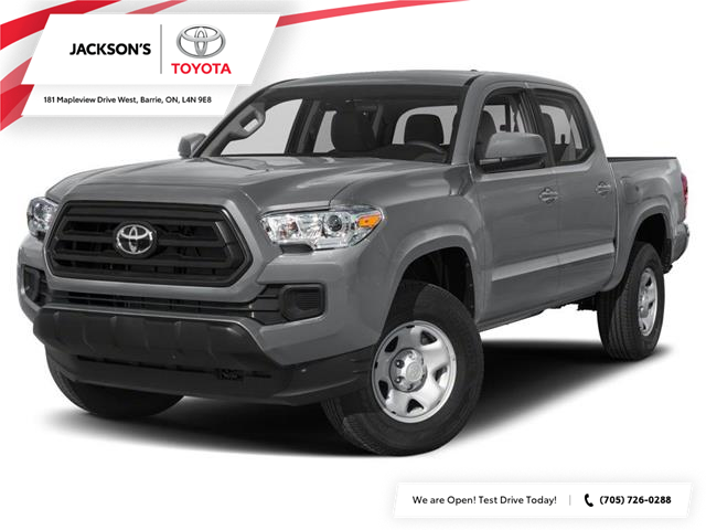 2020 Toyota Tacoma Base (Stk: 8885) in Barrie - Image 1 of 9