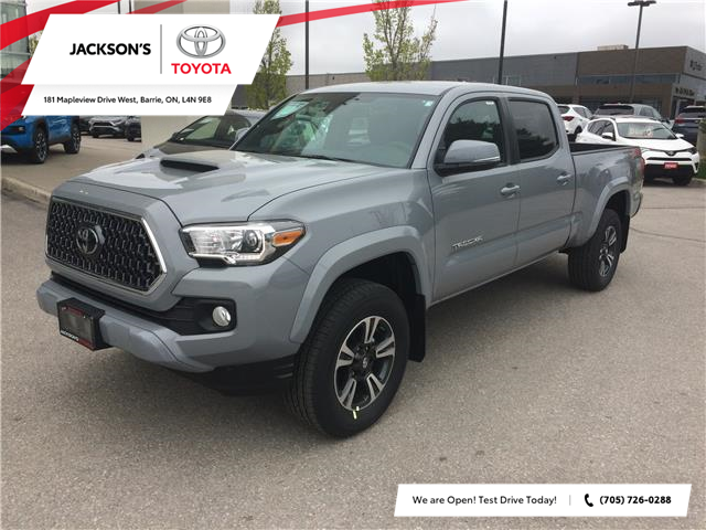 2020 Toyota Tacoma Base (Stk: 721) in Barrie - Image 1 of 13