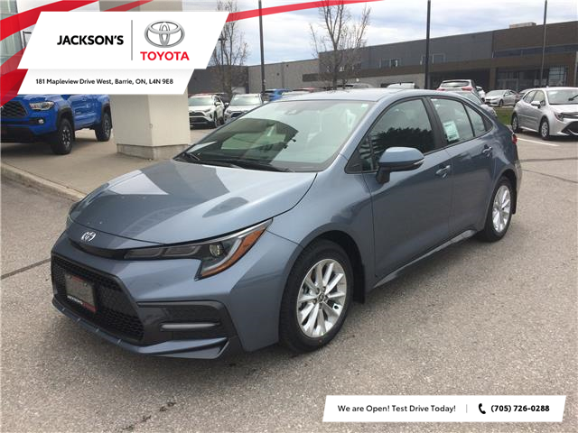 2020 Toyota Corolla SE (Stk: 8295) in Barrie - Image 1 of 8