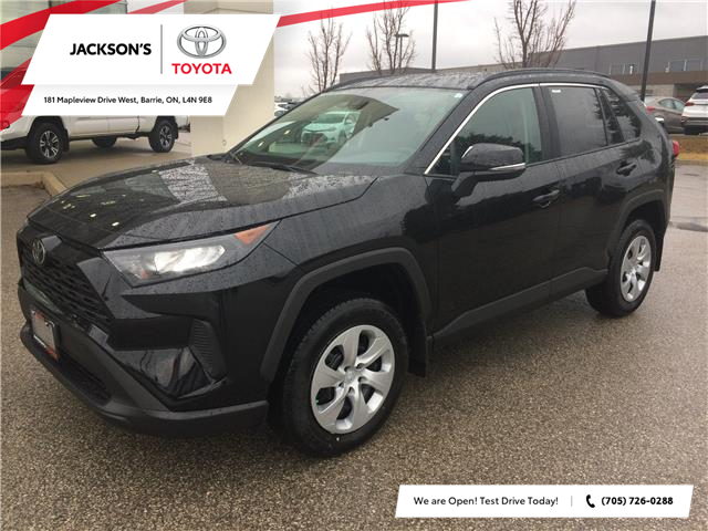 2020 Toyota RAV4 LE (Stk: 7847) in Barrie - Image 1 of 15