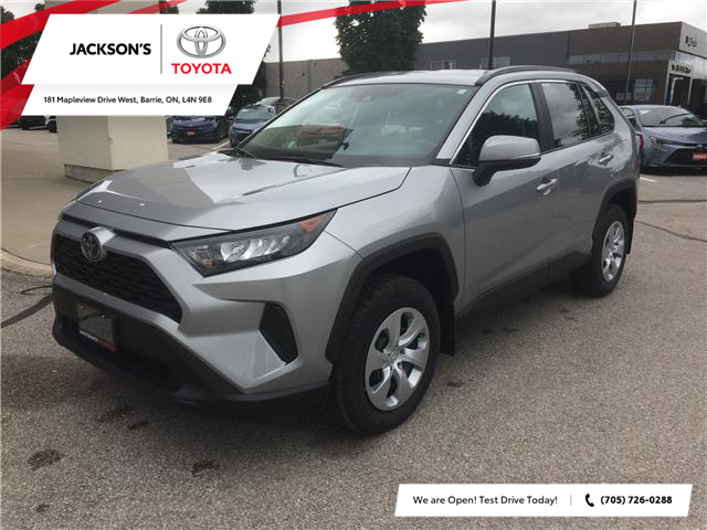 2020 Toyota RAV4 LE (Stk: 7674) in Barrie - Image 1 of 14