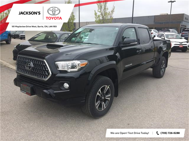 2020 Toyota Tacoma Base (Stk: 04591A) in Barrie - Image 1 of 13