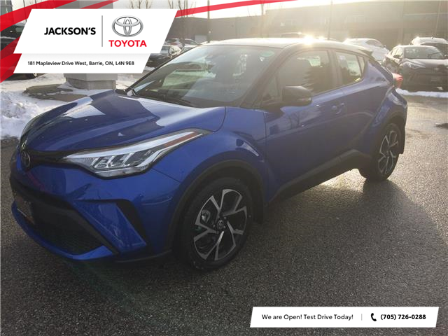2021 Toyota C-HR Limited (Stk: 15212) in Barrie - Image 1 of 14