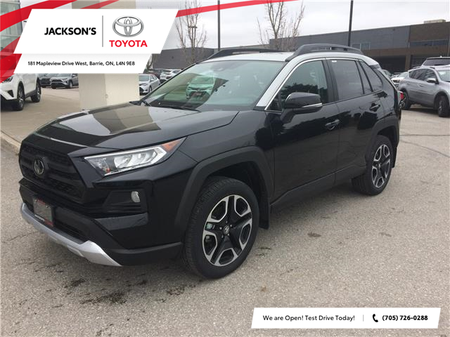 2021 Toyota RAV4 Trail (Stk: 15360) in Barrie - Image 1 of 13