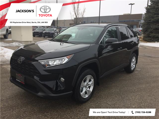 2021 Toyota RAV4 XLE (Stk: 16855) in Barrie - Image 1 of 14
