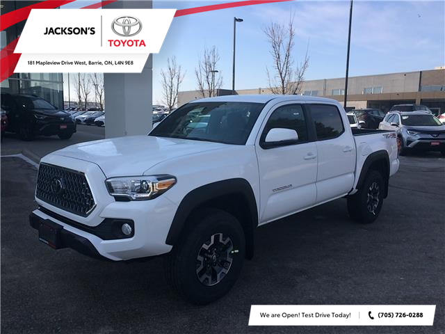 2021 Toyota Tacoma Base (Stk: 15129) in Barrie - Image 1 of 13