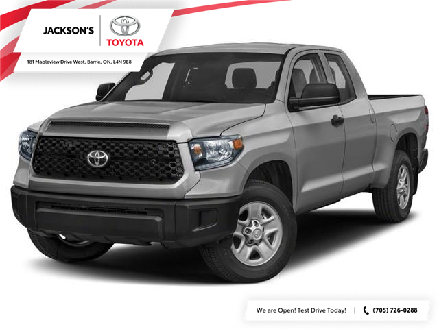 2021 Toyota Tundra Base (Stk: 13247) in Barrie - Image 1 of 9