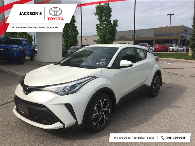 2021 Toyota C-HR Limited (Stk: 15412) in Barrie - Image 1 of 14