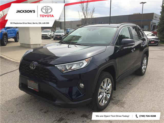 2021 Toyota RAV4 XLE (Stk: 18663) in Barrie - Image 1 of 13