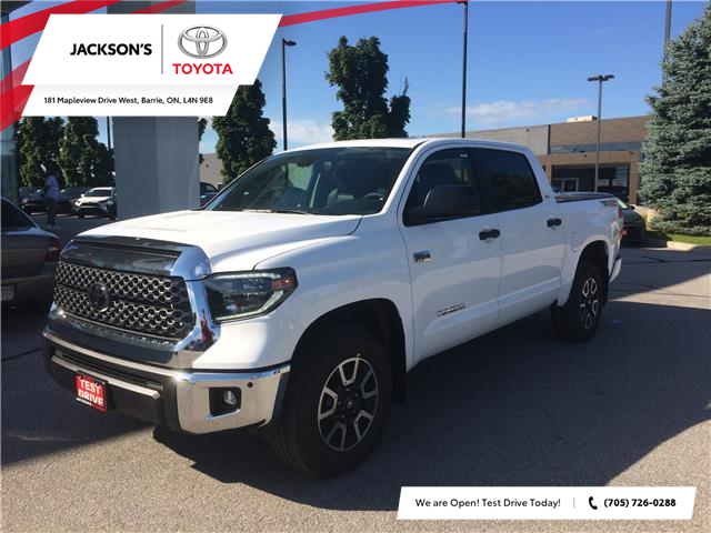 2021 Toyota Tundra SR5 (Stk: 11246) in Barrie - Image 1 of 8