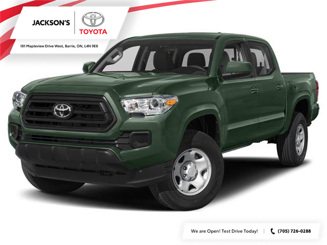2021 Toyota Tacoma Base (Stk: 16446) in Barrie - Image 1 of 9