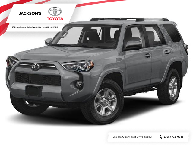2021 Toyota 4Runner Base (Stk: 15951) in Barrie - Image 1 of 9