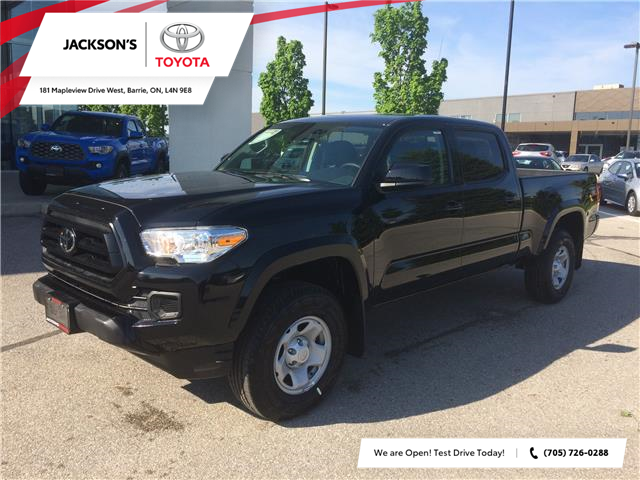 2021 Toyota Tacoma Base (Stk: 15837) in Barrie - Image 1 of 12