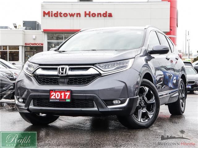 2017 Honda CR-V Touring (Stk: P13565) in North York - Image 1 of 29