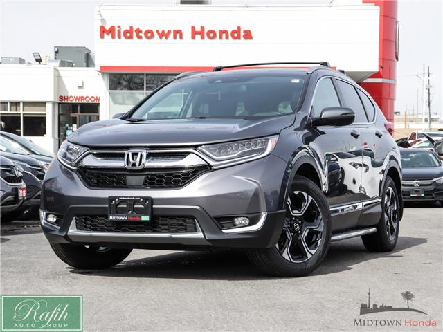 2018 Honda CR-V Touring (Stk: P13547) in North York - Image 1 of 30