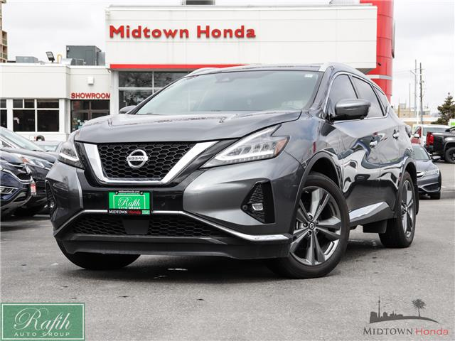 2019 Nissan Murano Platinum (Stk: P13635) in North York - Image 1 of 31