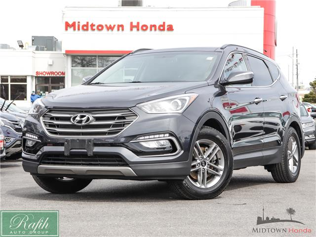 2017 Hyundai Santa Fe Sport 2.4 Luxury (Stk: 2200670A) in North York - Image 1 of 37