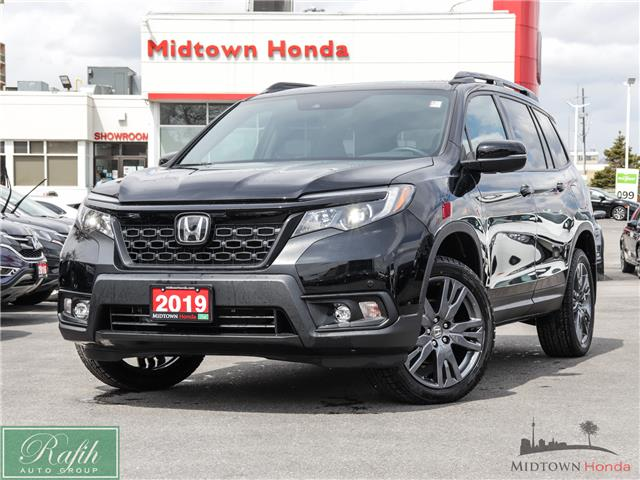 2019 Honda Passport EX-L (Stk: 2200763A) in North York - Image 1 of 30