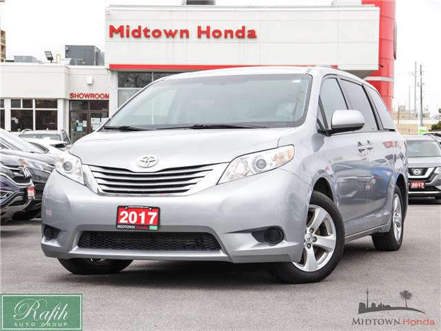 2017 Toyota Sienna LE 8 Passenger (Stk: P13329) in North York - Image 1 of 28