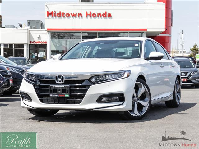 2018 Honda Accord Touring (Stk: P13633) in North York - Image 1 of 32