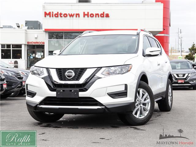 2019 Nissan Rogue SV (Stk: 2200828A) in North York - Image 1 of 27