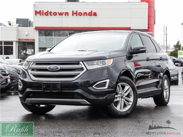 2016 Ford Edge SEL (Stk: P13522A) in North York - Image 1 of 33