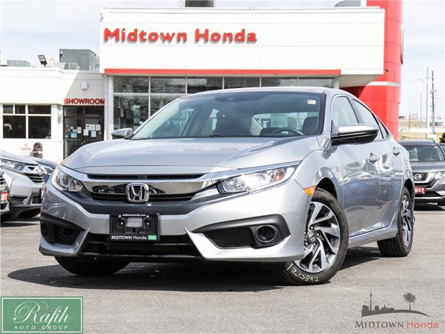 2018 Honda Civic SE (Stk: P13676) in North York - Image 1 of 27