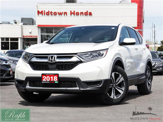 2018 Honda CR-V LX (Stk: 2191577A) in North York - Image 1 of 27