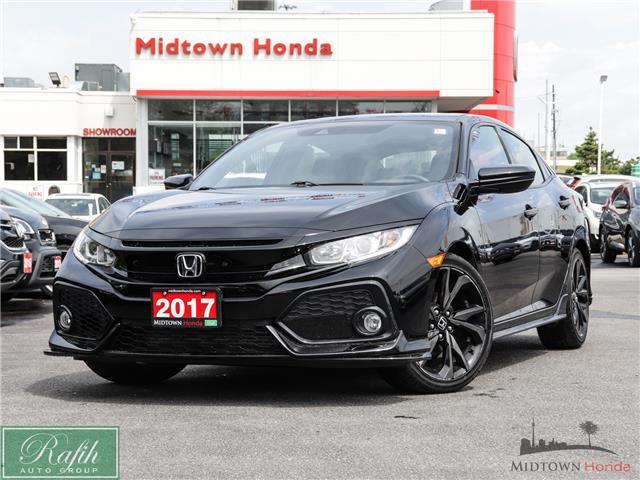 2017 Honda Civic Sport (Stk: P13677) in North York - Image 1 of 33