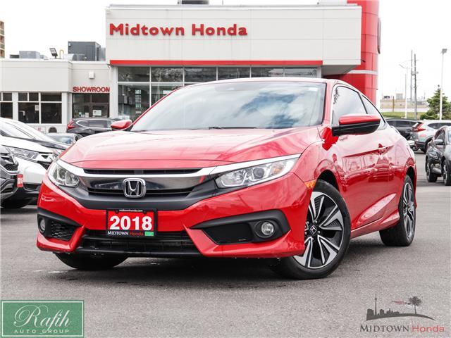 2018 Honda Civic EX-T (Stk: P13713) in North York - Image 1 of 15