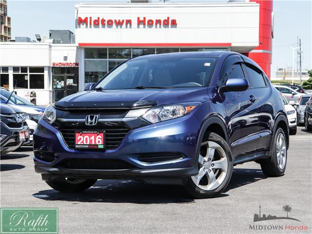 2016 Honda HR-V LX (Stk: P13727) in North York - Image 1 of 31