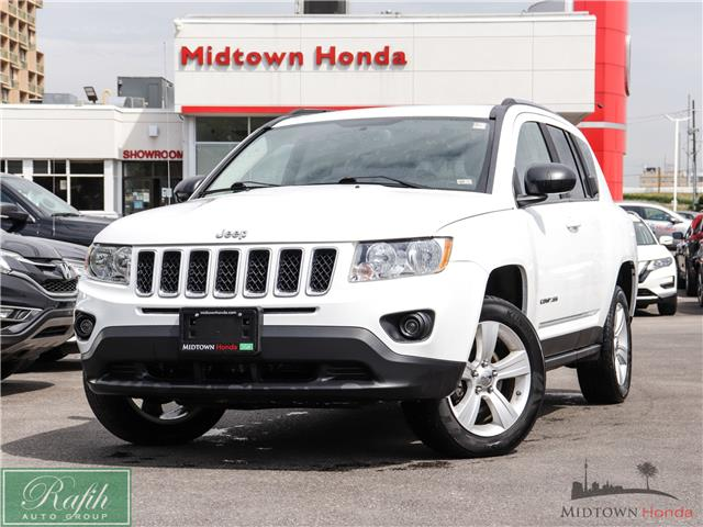 2011 Jeep Compass Sport/North (Stk: 2191577B) in North York - Image 1 of 26