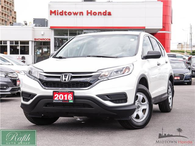 2016 Honda CR-V LX (Stk: P13729) in North York - Image 1 of 30