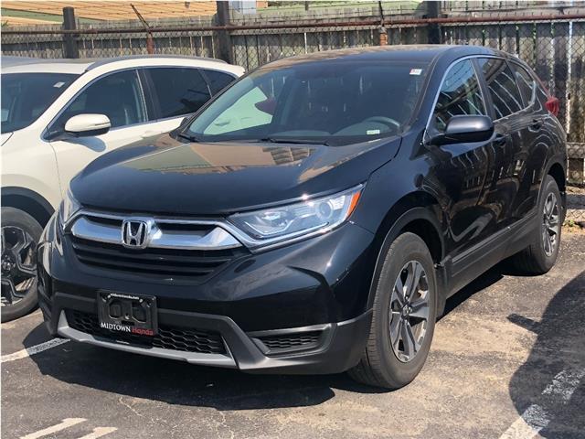 2018 Honda CR-V LX (Stk: P13805) in North York - Image 1 of 9