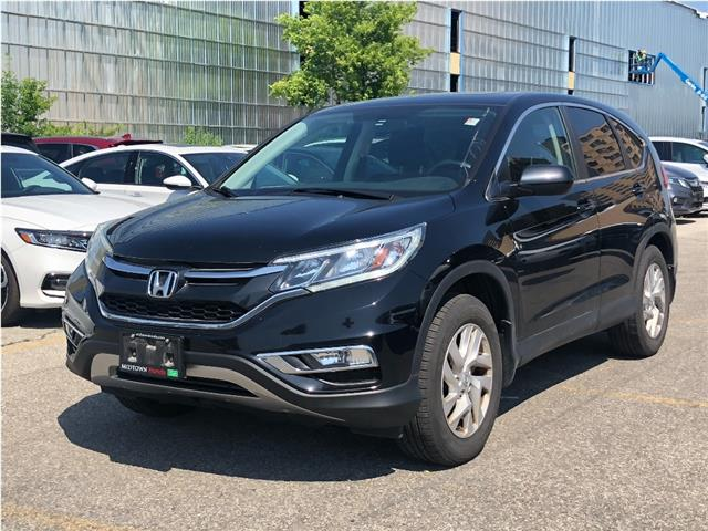 2016 Honda CR-V EX (Stk: P13797) in North York - Image 1 of 11