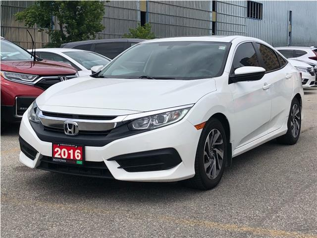 2016 Honda Civic EX (Stk: 2200175A) in North York - Image 1 of 26