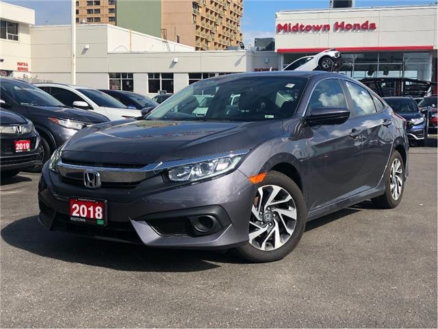 2018 Honda Civic SE (Stk: P13721) in North York - Image 1 of 28