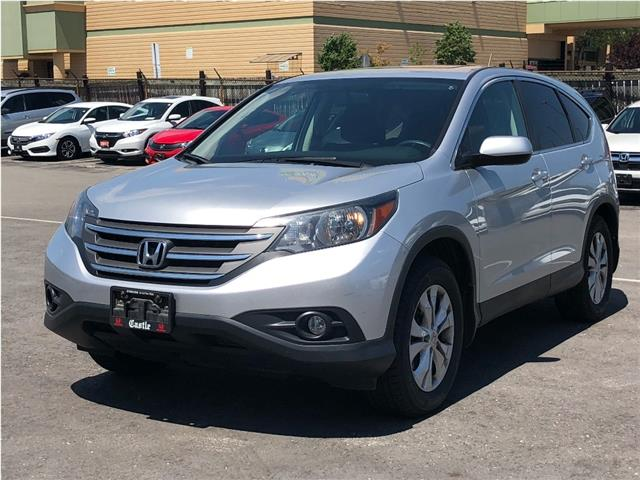 2013 Honda CR-V EX (Stk: P13782A) in North York - Image 1 of 27