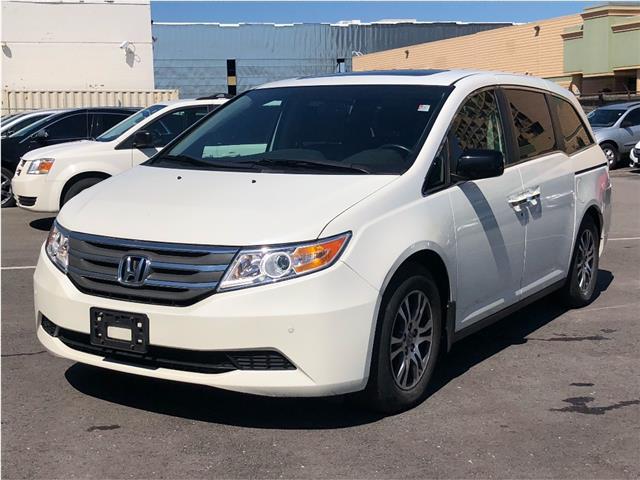 2013 Honda Odyssey EX-L (Stk: 2201203A) in North York - Image 1 of 12