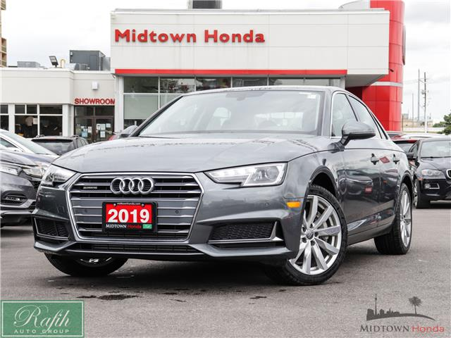 2019 Audi A4 45 Komfort (Stk: P13816) in North York - Image 1 of 34