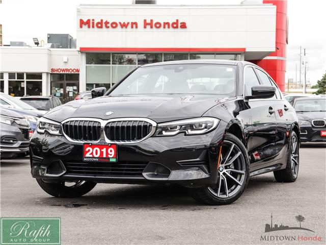 2019 BMW 330i xDrive (Stk: P13818) in North York - Image 1 of 35