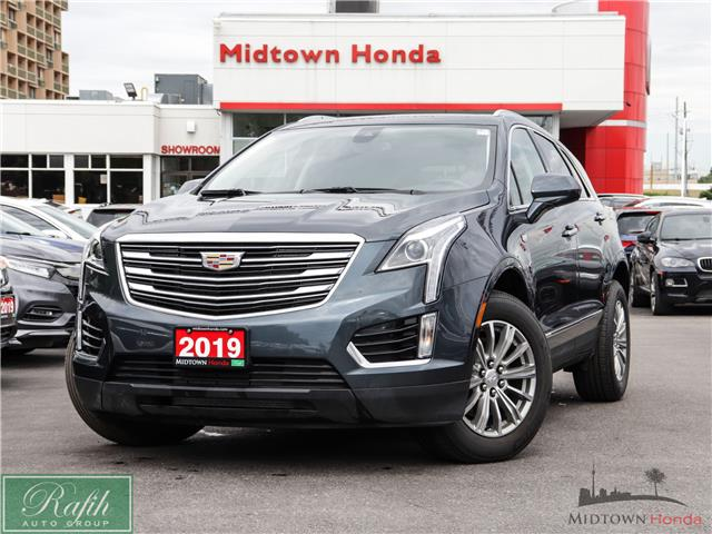 2019 Cadillac XT5 Luxury (Stk: P13820) in North York - Image 1 of 16