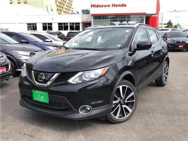 2019 Nissan Qashqai S (Stk: P13822) in North York - Image 1 of 30